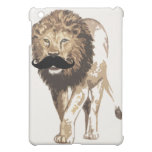 Moustache Male Lion