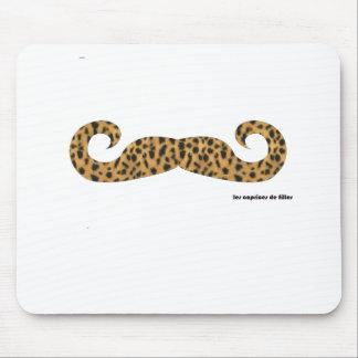Moustache Mouse Pads
