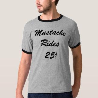 Moustache Rides Shirt
