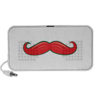 Moustache Speaker System