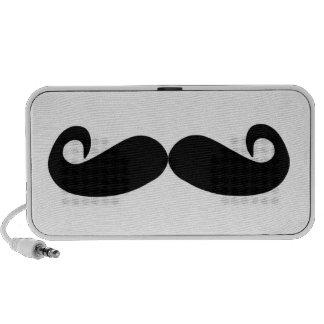Moustache Stache Speaker System