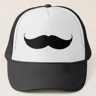 Moustache Trucker Baseball Cap
