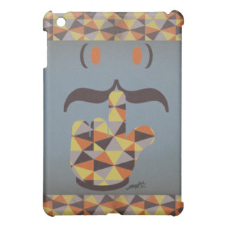 Moustaches IPad Case