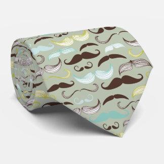 Moustaches Tie