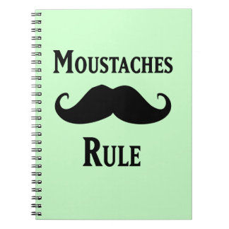 Moustsches Rule Note Books