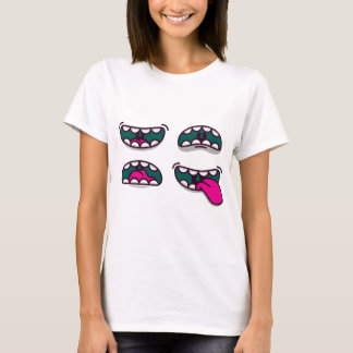 Mouth expressions T-Shirt