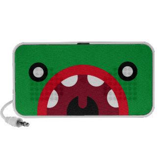 Mouth Monster Travel Speaker
