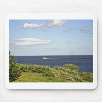 Mouth Of The River Tyne Mouse Pad