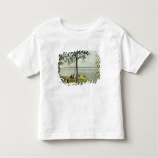 Mouth of the Seine, from 'Views on the Seine', eng Toddler T-Shirt