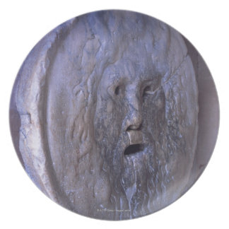 Mouth of Truth Plate