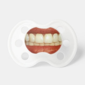 Mouth Teeth Smile Pacifier