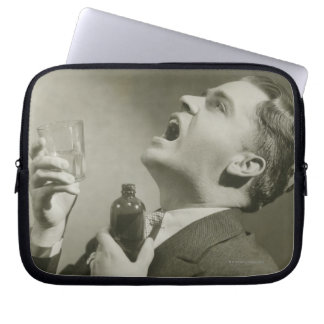 Mouthcare Laptop Sleeve