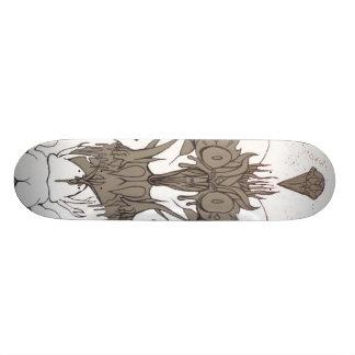 mouthman 1 skate board deck