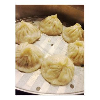 Mouthwatering || Little Dragon Dumplings || Photo Postcard