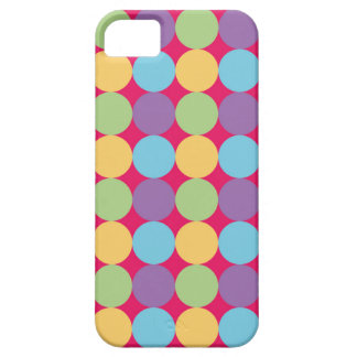 Movable housing geometric design Lunares1 iPhone 5 Cover