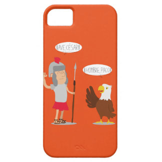 Movable housing original design and funny AveCésar Case For The iPhone 5