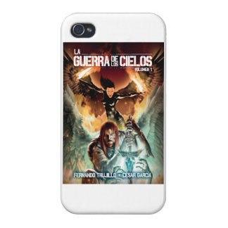 Movable housing 'the war of the Cielos' iPhone 4 Case