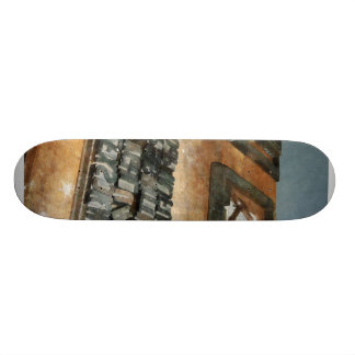 Movable Type 19.7 Cm Skateboard Deck