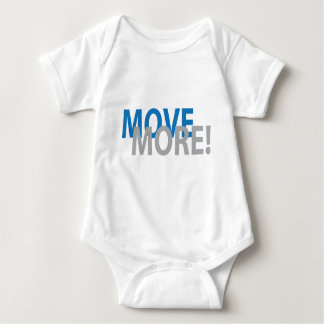 Move More in Style Baby Bodysuit