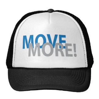 Move More in Style Cap