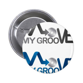 Move My Groove Merch Pins