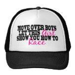 Move Over Boys.....