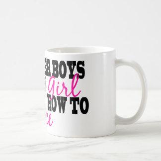 Move Over Boys..... Coffee Mug