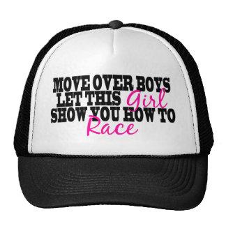 Move Over Boys..... Mesh Hats