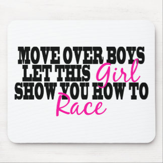 Move Over Boys..... Mouse Pad