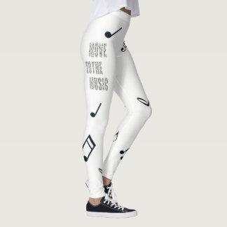 Move to the Music Leggings