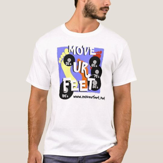 Move UR Feet DJ service T-Shirt