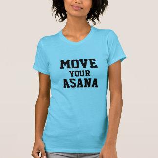MOVE YOUR ASANA YOGA T-SHIRT