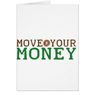move your money (bank bailout) card