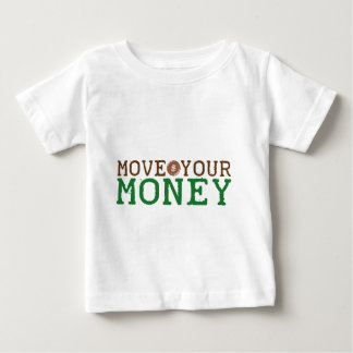 move your money (bank bailout) t shirt