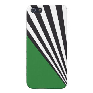 Movement black white and green capas iPhone 5