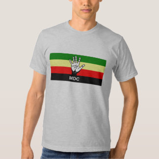 Movement for Democratic Change (MDC) Tsvangirai T Shirt