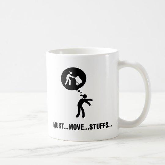 Mover Coffee Mug