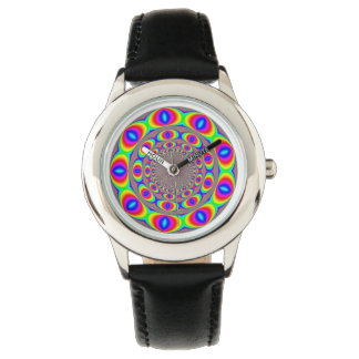 Moves Fractal Watch