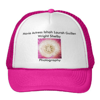Movie Actress Laura Guillen aka Ishah Photography! Hats