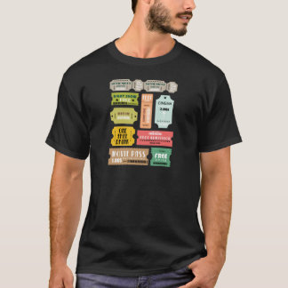 Movie Admission Tickets T-Shirt