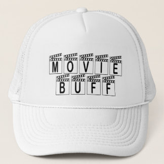 Movie Buff T-shirts and Gifts. Trucker Hat