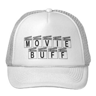 Movie Buff T-shirts and Gifts Trucker Hats