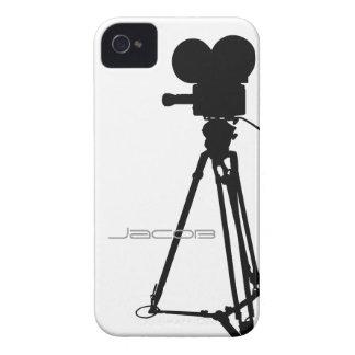 Movie Camera Case-Mate iPhone 4 Case
