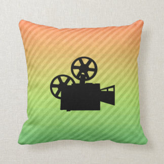 Movie Camera Cushion
