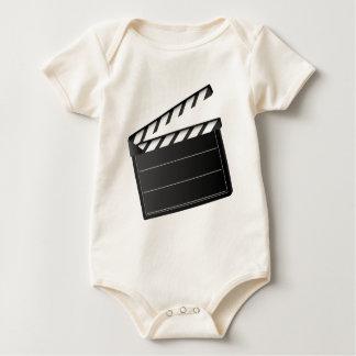 Movie Clapper Baby Bodysuit