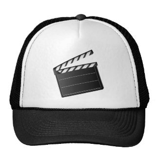 Movie Clapper Cap