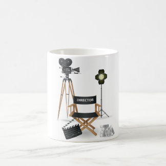 Movie Director Set Mug