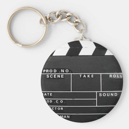 movie film video makers Clapper board design Key