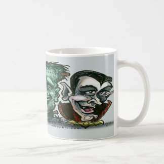 Movie Monsters Coffee Mug