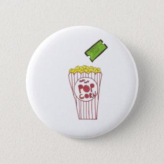 Movie Night 6 Cm Round Badge